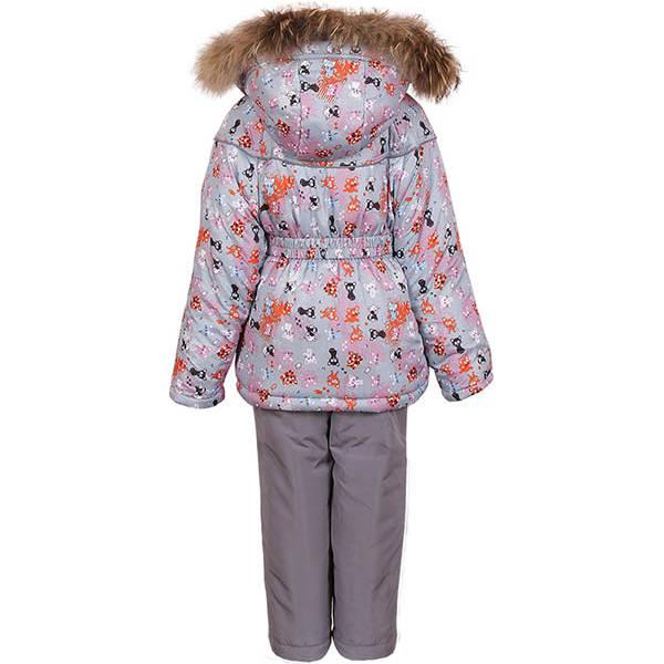 Костюм детский утеплённый (девочки) М-176
