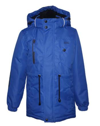 Куртка-парка детская демисезонная (мальчики) КМ-002