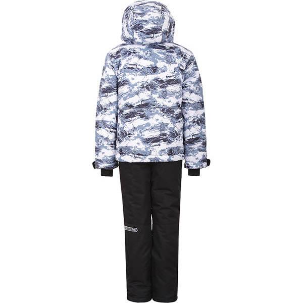 Костюм детский утеплённый (мальчики) М-195 (Лёд)